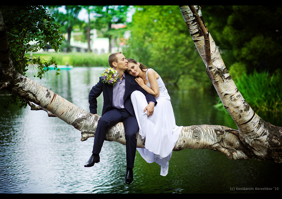 Константин Корешков - Свадебная фотография